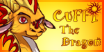 cuffi the dragon button