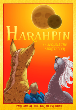 harahpin old edition cover