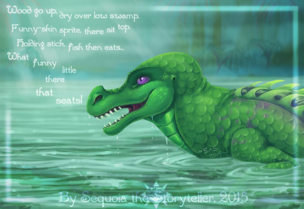 Anthem of the Bog