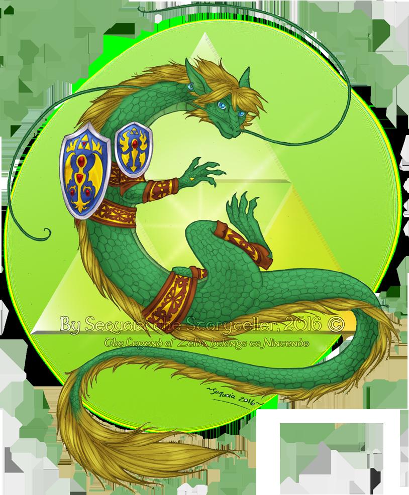 Courageous Dragon