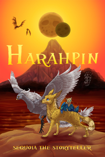 Harahpin Cover