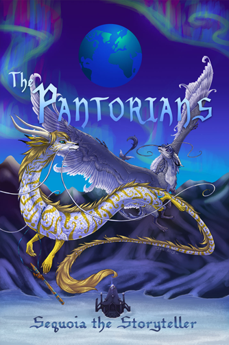 Pantorians Cover