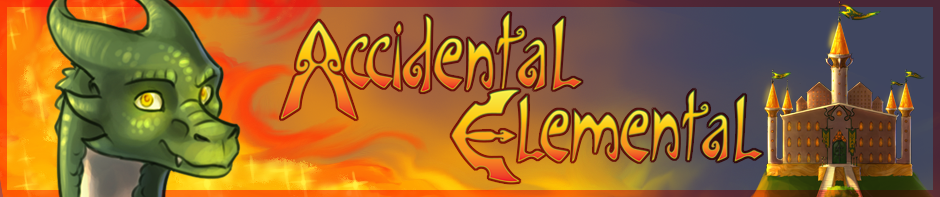 Accidental Elemental banner